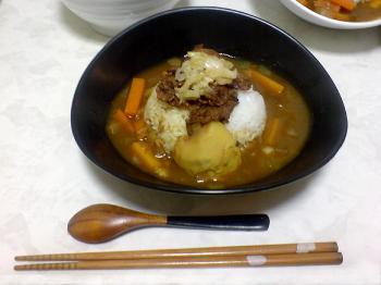 081117_豚肉味噌炒めカレー