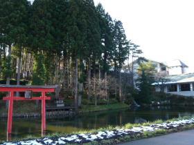 古牧温泉 渋沢公園1