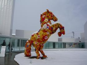 十和田市現代美術館7
