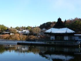 古牧温泉 渋沢公園13