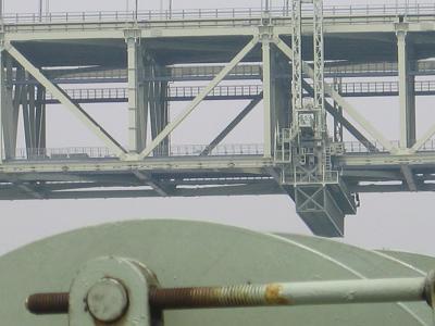 橋の点検用?