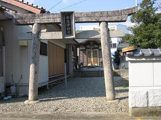 牟岐津神社