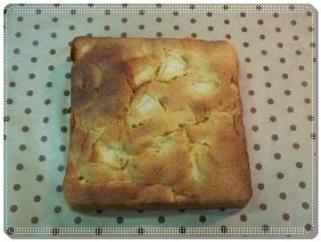 Apple Cake③