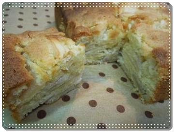 Apple Cake④
