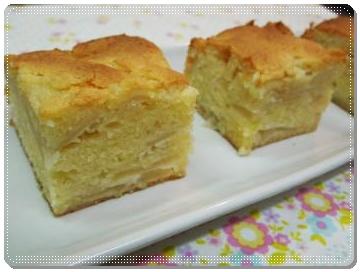 Apple Cake①