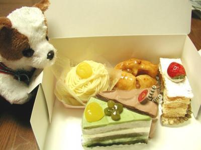 30日のケーキ