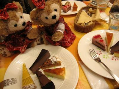 一番たくさんケーキ食べたのだぁれ?