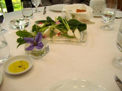 野菜バーニャカウダソース