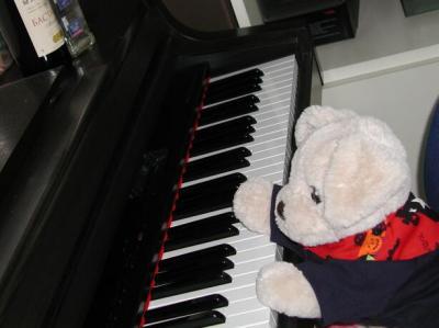タフィのピアノ