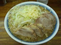 ラーメン 東京 小金井 ラーメン二郎 ジロリアン 肉盛り