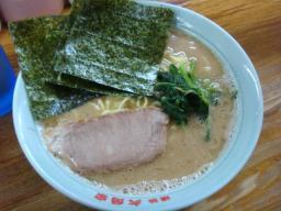 ラーメン つけ麺 大田区 大鳥居 萩中 六角家 羽田店