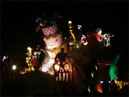 東京ディズニーランド・ハロウィーン・パレード【ディズニー・ハロウィーン・ハッピーホーンテッド・パレード】
