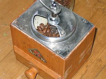 コーヒーグラインダーA