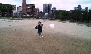 はるき凧揚げ