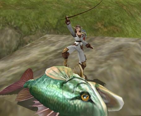 魚拓欲しー!