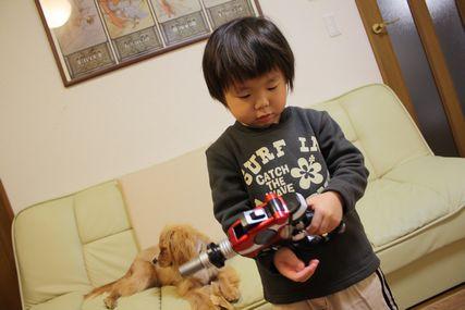 おもちゃであそぼ~2