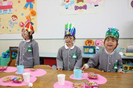 お誕生日会7