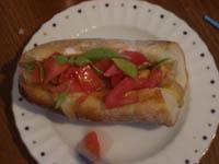 フランスパンNo.11 サンドウィッチ