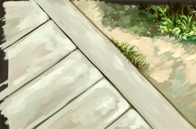 鳥頭堂さんの巫女本のために描いてるもの(一部)
