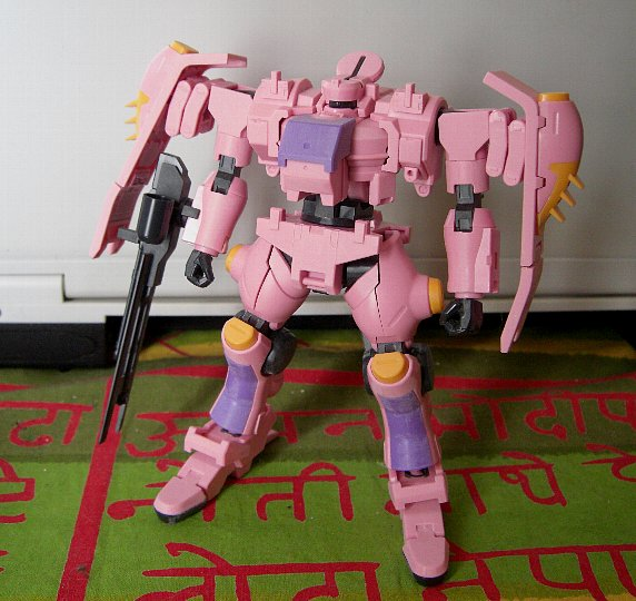 HG鉄人 002