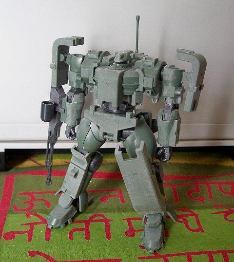 HG鉄人 001