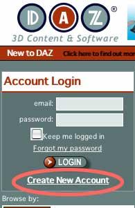 DAZトップページ