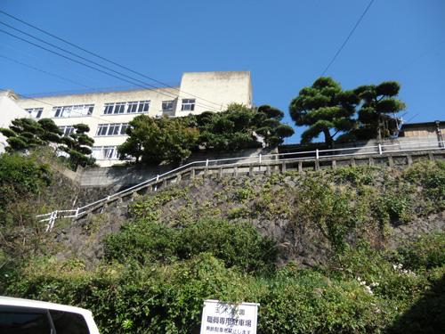 階段細道2