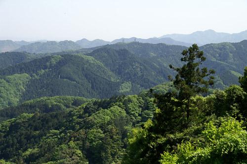 高尾山2008.5.6-7