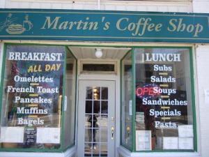 Martin's Coffee Shop