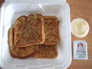Plain French Toast