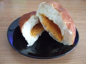 Sweet Potato Buns