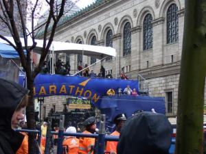 ボストンマラソン①