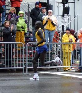 ボストンマラソン②