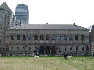 Boston Public Library
