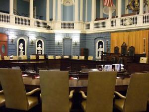下院会議室