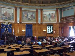 上院会議室