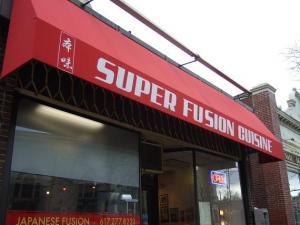 SUPER FUSION CUISINE