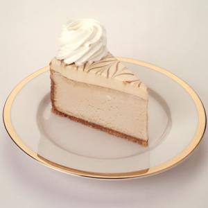 キャラメルチーズケーキ