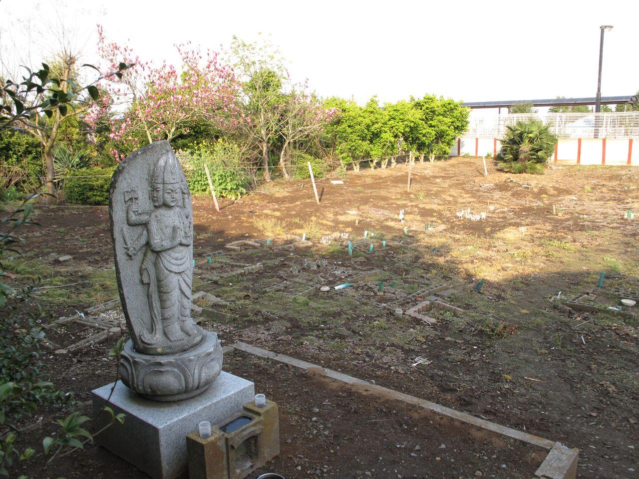 タローの墓所