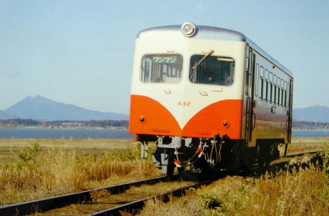鹿島鉄道オリジナル