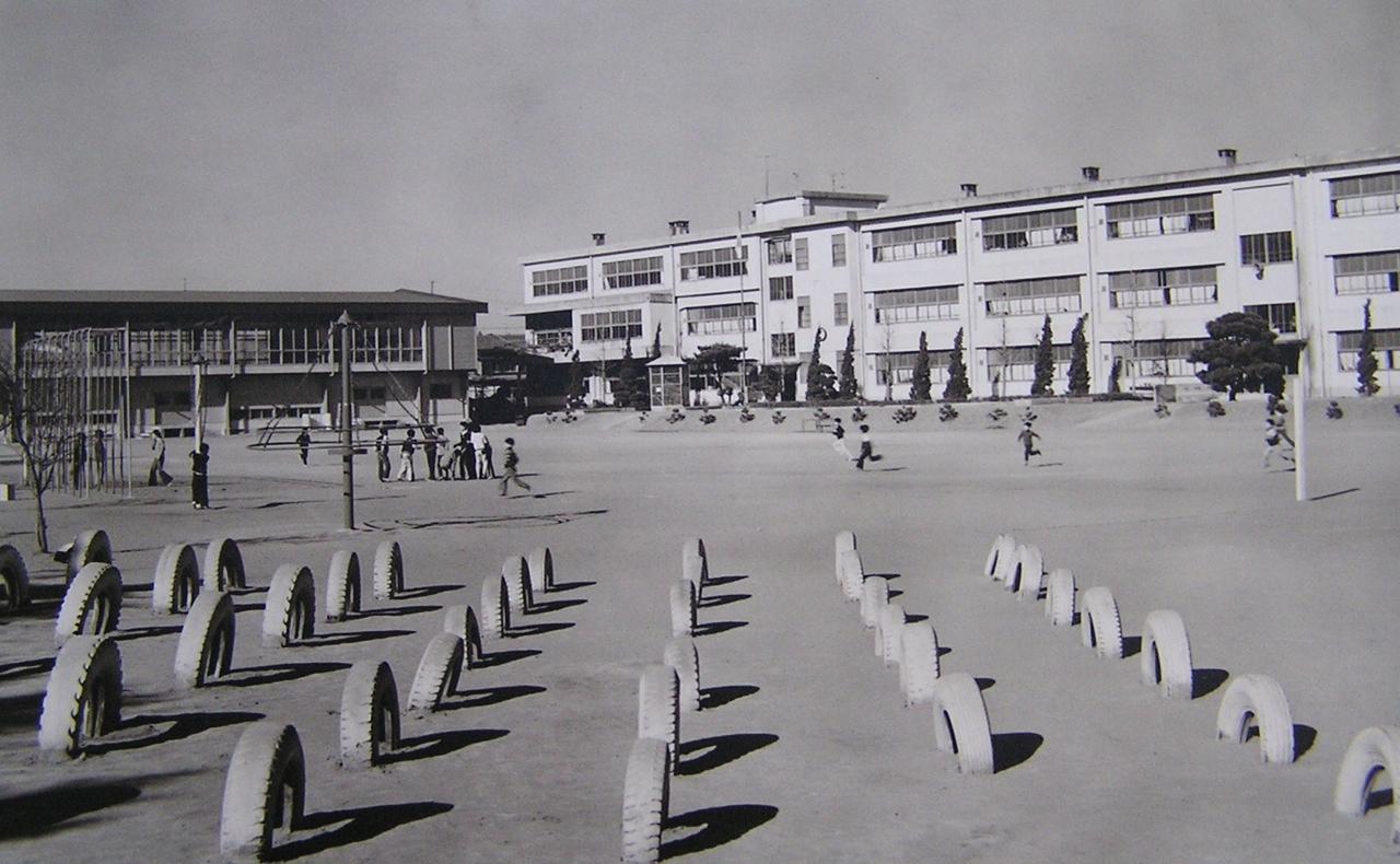 昭和40年代の東小