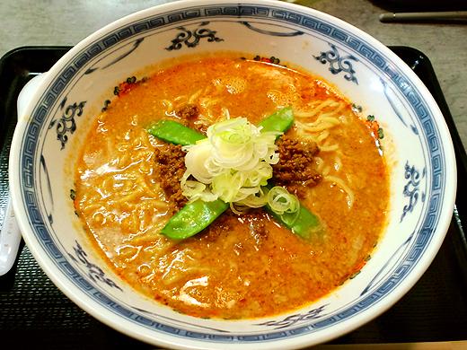 三徳屋 四川担々麺