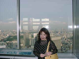 東京都庁直美20020531