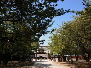 靖国神社20110907