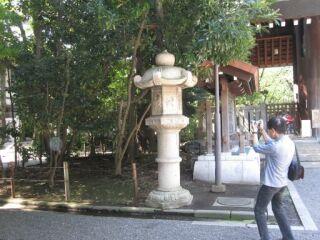 美歩撮影・オーブのある写真20110907