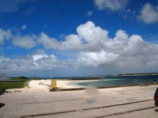 20110914来間港景色