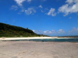 20110915来間ビーチ