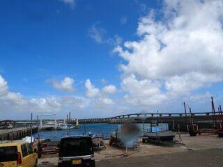 20110914来間港