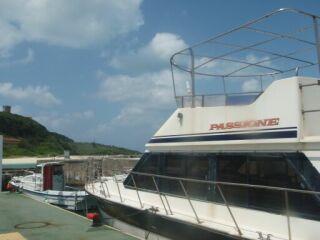 20110920クルーザー船・八重丸