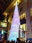 西日本一大きいツリーだとか